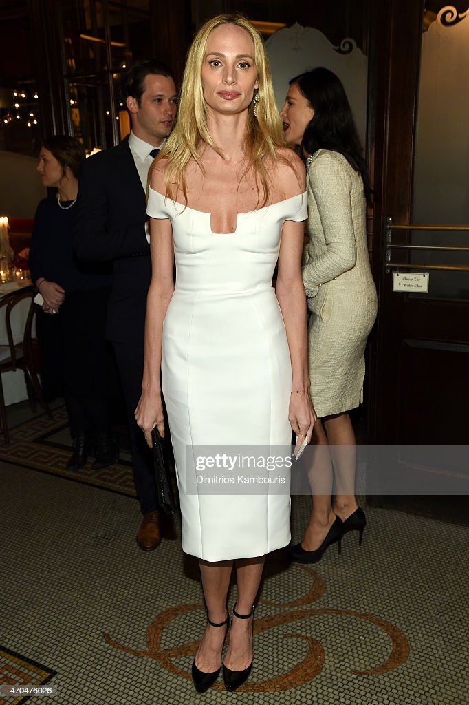 2015 Tribeca Film Festival CHANEL Artists Dinner, At Balthazar