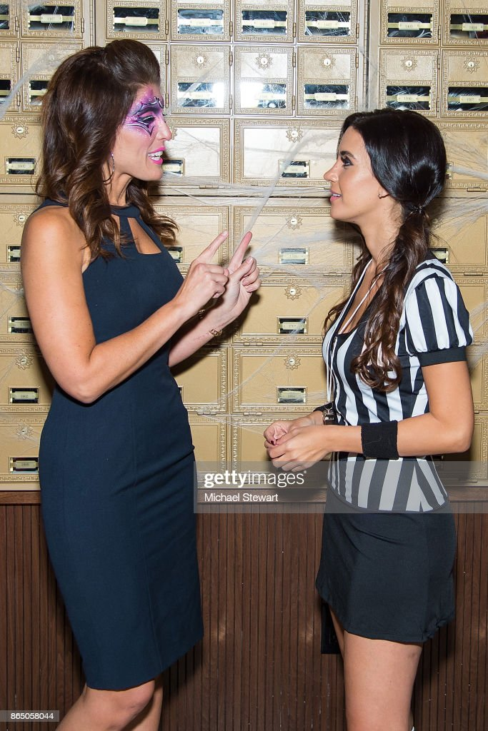 """Lauren Scala And Natalie Zfat's Third Annual """"Scaring Is Caring"""" Halloween Party"""