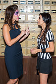"""Lauren Scala And Natalie Zfat's Third Annual """"Scaring..."""