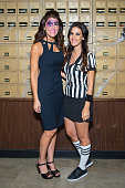 "Lauren Scala And Natalie Zfat's Third Annual ""Scaring..."