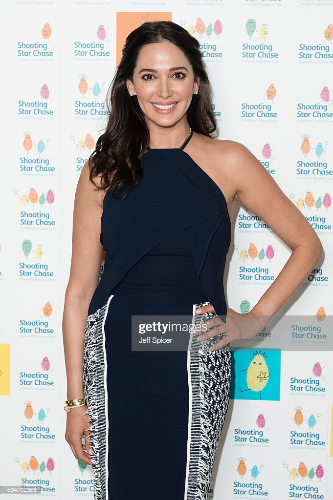 Lauren Silverman arrives for Star Chase Children's Hospice Event at The Dorchester on May 27, 2016 in London, England.