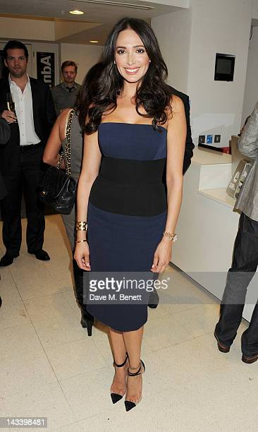 Lauren Silverman attends a party celebrating the launch of 'Sweet Revenge The Intimate Life of Simon Cowelll' by Tom Bower at The Serpentine Gallery...