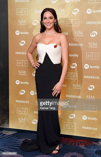 Lauren Silverman attends the Music Industry Trusts Awards in aid of the Nordoff Robbins charity and BRIT Trust at The Grosvenor House Hotel on...