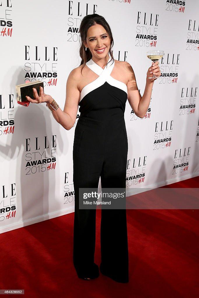 Elle Style Awards 2015 - Winners Room