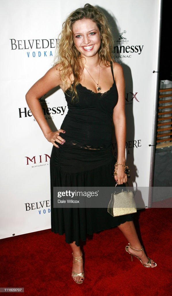 Lauren Storm during Minx Event in Los Angeles, California, United States.