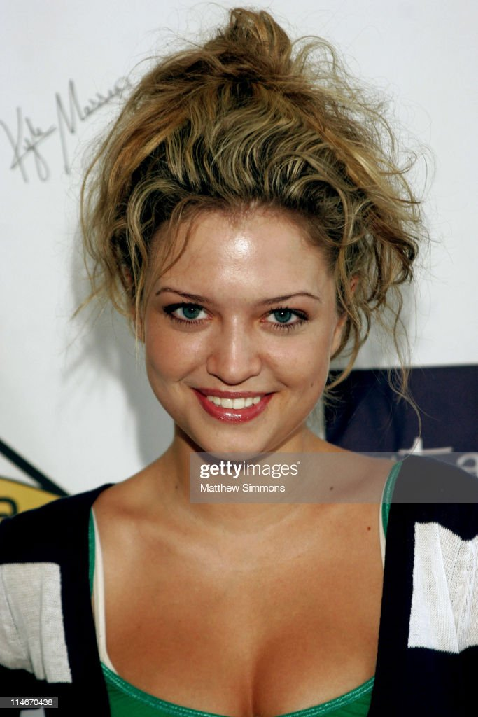 Lauren Storm during 'Stars with Sticks' Annual Celebrity Hockey Classic at Toyota Sports Center in El Segundo California United States