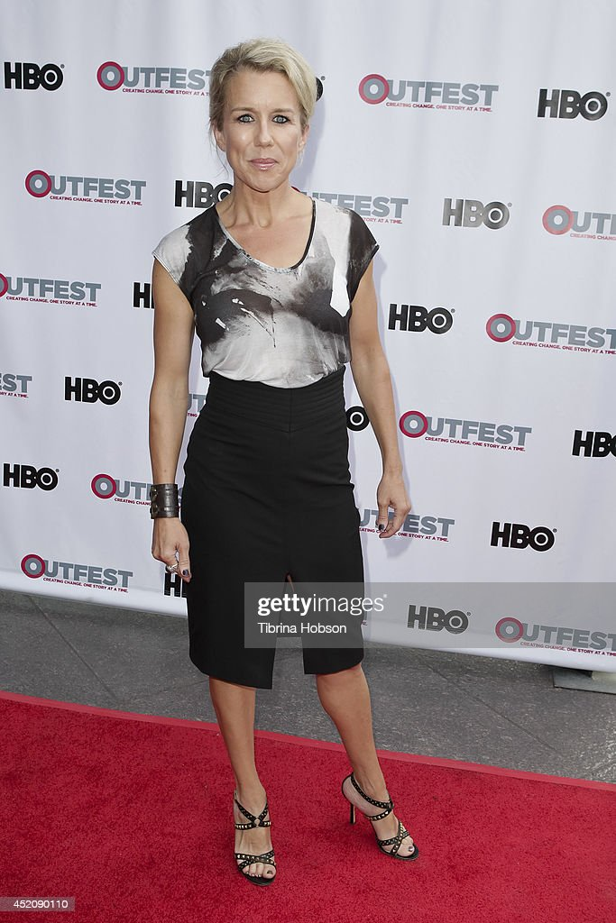 Lauren Weedman attends the 2014 Outfest Los Angeles panel discussion for 'Inside Looking' at DGA Theater on July 12, 2014 in Los Angeles, California.