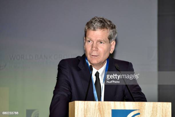 Laurence Carter Senior Director Public Private Partnerships of World Bank speaks during Islamic Finance and PublicPrivate Partnership for...