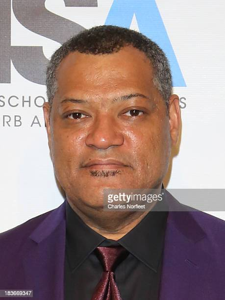 Laurence Fishburne attends The Harlem School Of The Arts Fall Benefit at Jazz at Lincoln Center on October 8 2013 in New York City