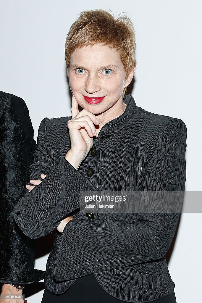 'Prix De La Femme D'Influence 2014' Ceremony At Hotel Du Louvre
