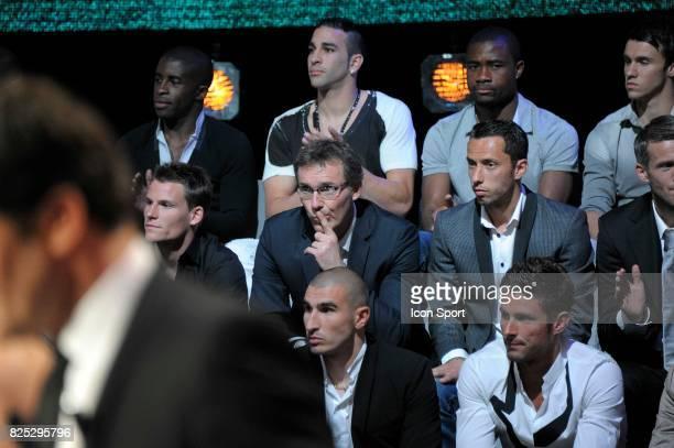 Laurent BLANC / NENE Ligue 1 Trophee UNFP 2011