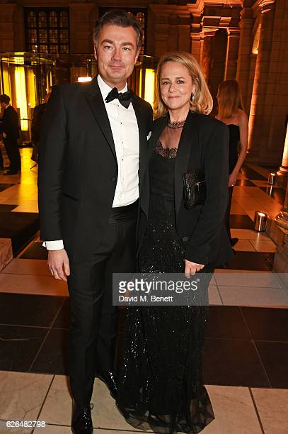 Laurent Feniou and Tess Macleod Smith attend as PORTER hosts a special performance of Letters Live in celebration of their Incredible Women of 2016...