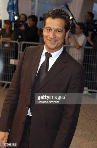 Laurent Gerra during 31st American Film Festival of Deauville The Matador Premiere and Opening Ceremony in Deauville France