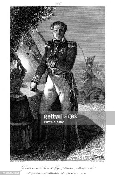 Laurent Gouvion SaintCyr Marshal of France 1839 SaintCyr was a commander in the French Revolutionary and Napoleonic Wars who rose to Marshal of...