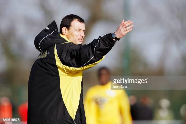 Laurent GUYOT Rennes / Nantes 280207 16eme de finale de la coupe GAMBARDELLA