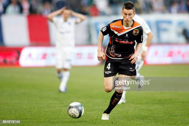 Laurent KOSCIELNY Auxerre / Lorient 33eme journee de Ligue 1