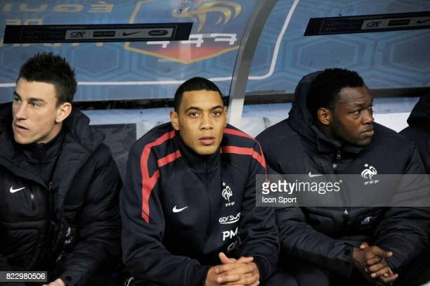 Laurent KOSCIELNY / Guillaume HOARAU / Steve MADANDA France / Bresil Match amical Stade de France