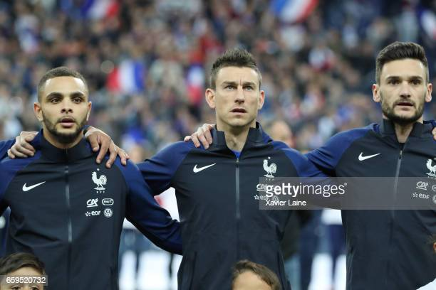 Laurent Koscielny of France during the Friendly game between France and Spain at Stade de France on march 28 2017 in Paris France