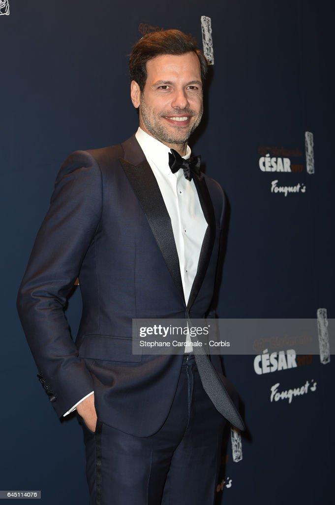 Dinner At Le Fouquet's - Cesar Film Awards 2017 In Paris