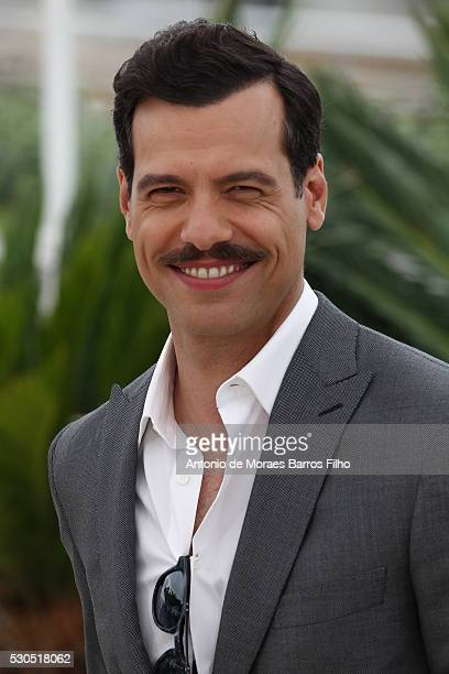 Laurent Lafitte attends the Photocall on May 11 2016 in Cannes