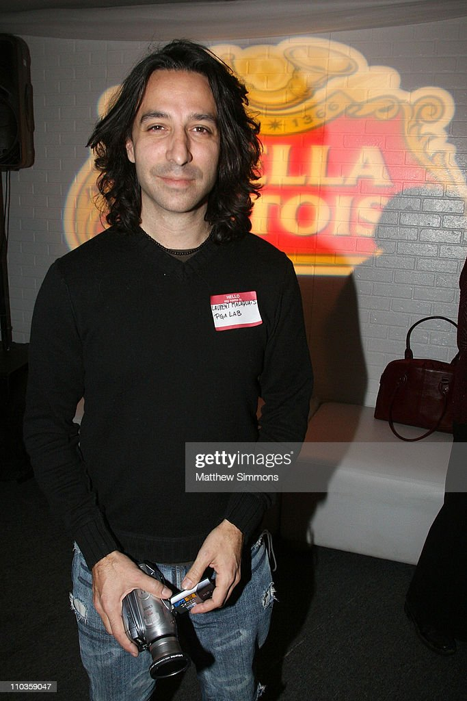 Laurent Malaquais attends the Producers Guild reception at the Stella Artois Cutting Room during 2008 Sundance Film Festival on January 23 2008 in...