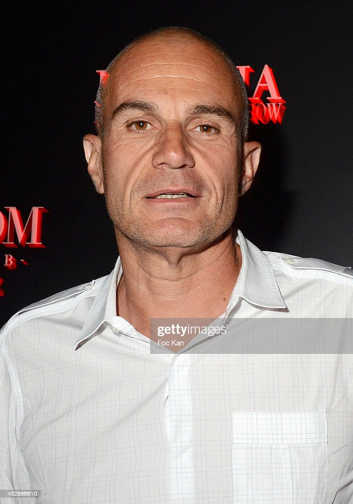 Laurent Weill attends the DJ Canitrot Party VIP Room Saint Tropez July 28, 2014 in Saint Tropez, France.