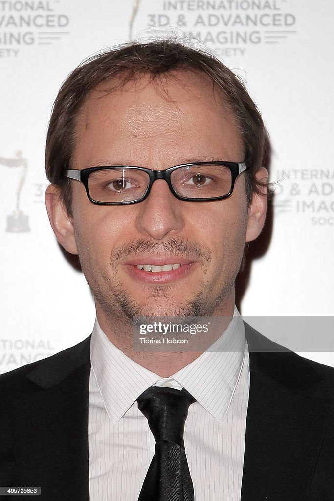 Laurent Wintz attends the annual International 3D and Advanced Imaging Society's Creative Arts Awards at Warner Bros. Studios on January 28, 2014 in Burbank, California.