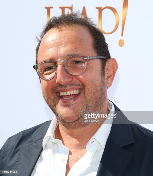 Laurent Zeitoun attends the premiere of The Weinstein Company's 'Leap' on August 19 2017 in Los Angeles California