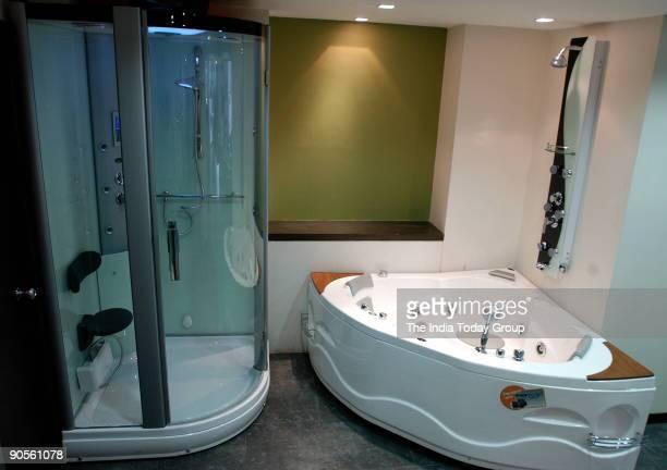 Lauret Whirlpool bath tub and shower cabin item at VBCL in Mumbai Maharashtra India