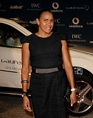 Laureus World Sports Academy member Cathy Freeman attends the Laureus Welcome Party part of the Laureus Sports Awards 2010 at the Fairmount Hotel on...