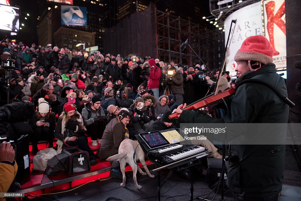 January Midnight Moment Concert For Dogs: Heart Of A Dog By Laurie Anderson