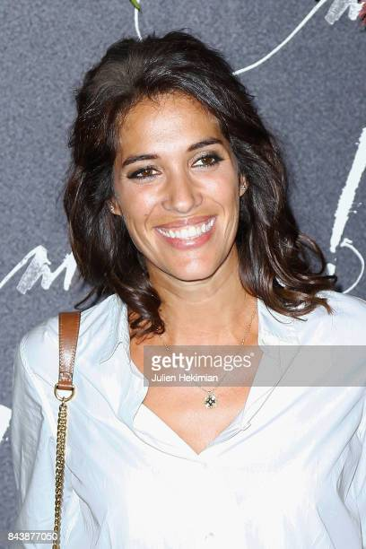 Laurie Cholewa attends the French Premiere of 'mother' at Cinema UGC Normandie on September 7 2017 in Paris France