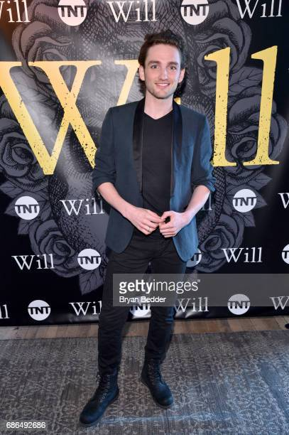 Laurie Davidson attends TNT's Will Dinner By Toro's Chef Jamie Bissonette presented by TNT'S Supper Club at West Edge on May 21 2017 in New York City