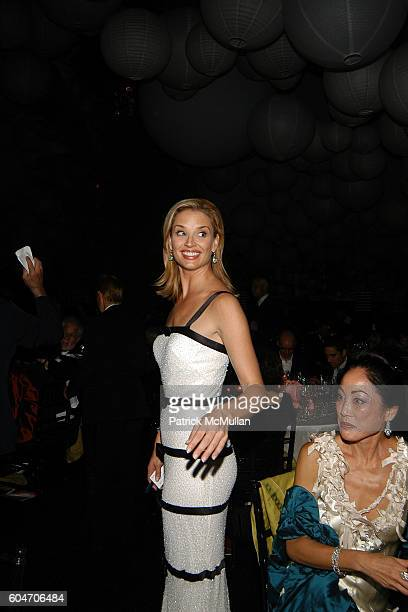 Laurie Dhue and Lucia Hwong Gordon attend Metropolitan Opera Opening Night Dinner at Lincoln Center on September 25 2006 in New York City