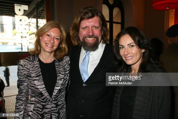 Laurie Eustis Oskar Eustis and Laura Benanti attend THE PUBLIC THEATRE Kicks Off Building Renovations and Launches CAPITAL CAMPAIGN With CEREMONIAL...