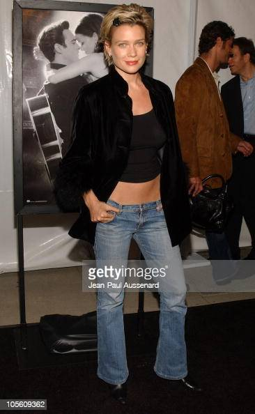 Laurie Holden during 20th Century Fox's 'Walk The Line' Celebrity Screening Arrivals at Academy of Motion Picture Arts Sciences in Beverly Hills...