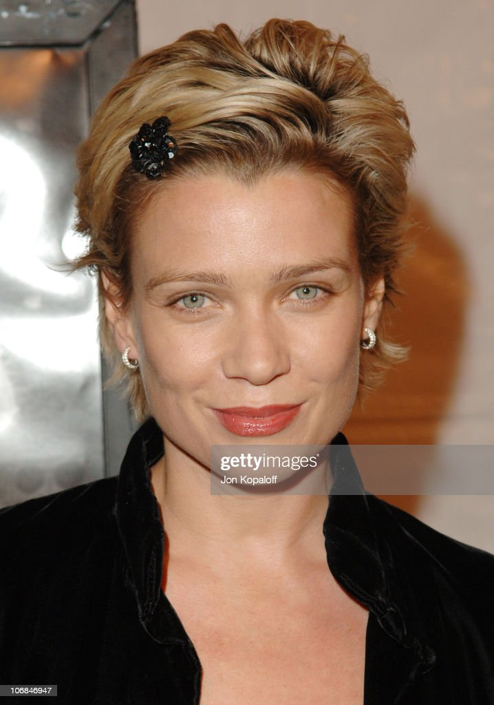 Laurie Holden during The Motion Picture & Television Fund Presents a Special Screening of 'Walk The Line' - Arrivals at Academy of Motion Picture Arts & Sciences in Beverly Hills, California, United States.