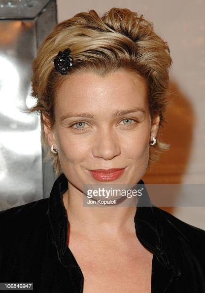 Laurie Holden during The Motion Picture Television Fund Presents a Special Screening of 'Walk The Line' Arrivals at Academy of Motion Picture Arts...