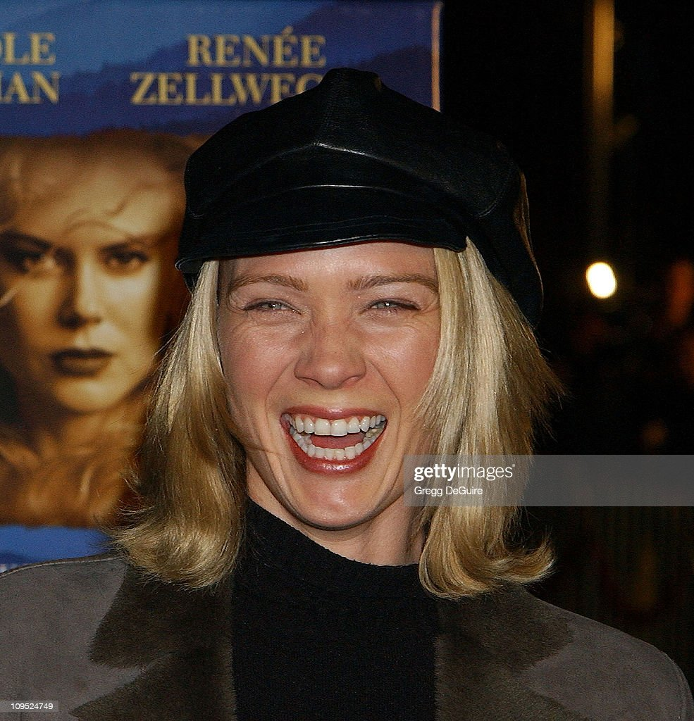 Laurie Holden during The Words and Music of 'Cold Mountain' at Royce Hall in Westwood, California, United States.