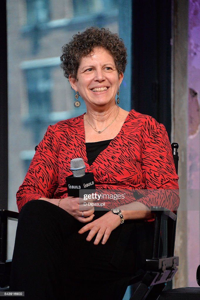 Laurie Kahn attends the AOL Build Speaker Series to discuss the documentary 'Love Between the Covers' at AOL Studios In New York on June 30, 2016 in New York City.