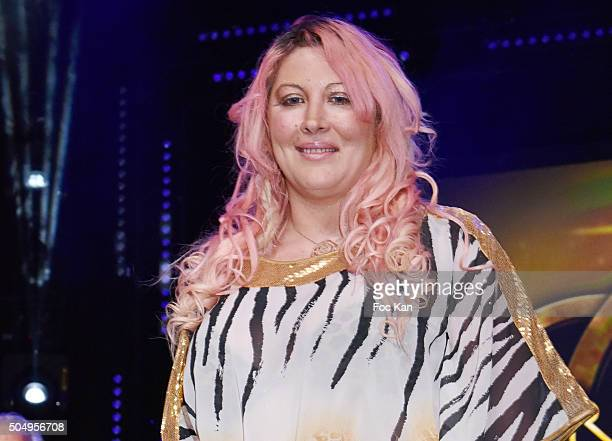 Lauriers TV awarded Loana Petrucciani attends The 'Lauriers TV Awards 2016 Ceremony' At Theatre des Varietes In Paris on January 13 2016 in Paris...