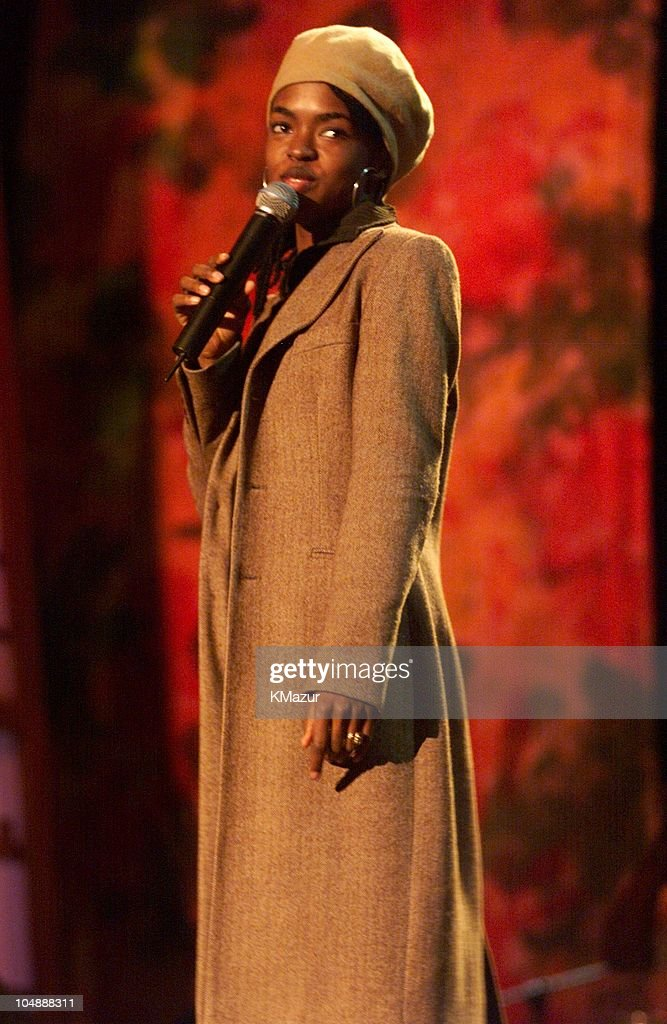 Lauryn Hill during One Love-The Bob Marley Tribute in Oracabessa Beach, Jamaica.
