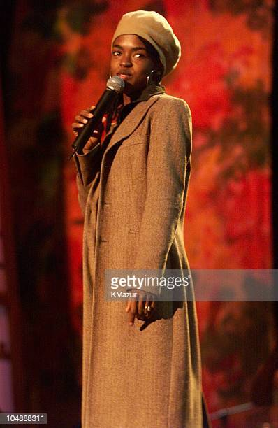 Lauryn Hill during One LoveThe Bob Marley Tribute in Oracabessa Beach Jamaica