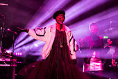 Lauryn Hill Performs in Concert in Stockholm