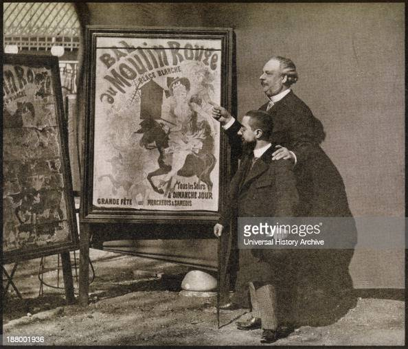 Henri de toulouse lautrec stock photos and pictures - Toulouse lautrec au salon de la rue des moulins ...