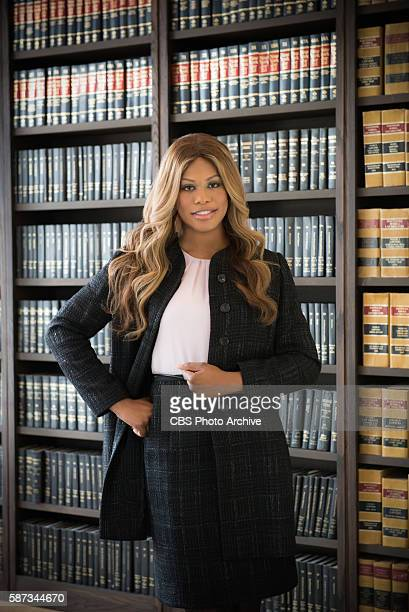 Laverne Cox as Cameron Wirth in DOUBT to premiere during the 20162017 season on the CBS Television Network