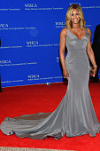Laverne Cox attends the 101st Annual White House Correspondents' Association Dinner at the Washington Hilton on April 25 2015 in Washington DC