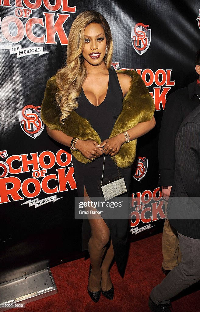 """School Of Rock"" Broadway Opening Night - Arrivals And Curtain Call"