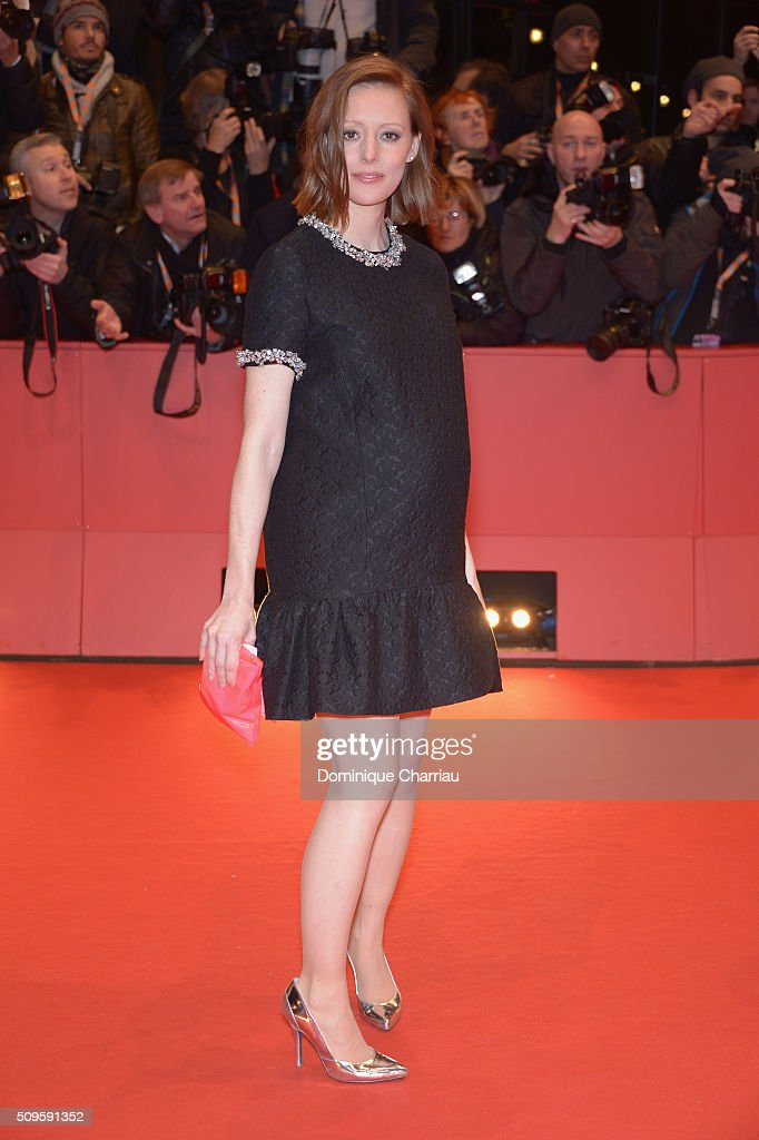 Lavinia Wilson attends the 'Hail, Caesar!' premiere during the 66th Berlinale International Film Festival Berlin at Berlinale Palace on February 11, 2016 in Berlin, Germany.