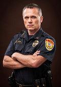 Law Enforcement Officer Portrait
